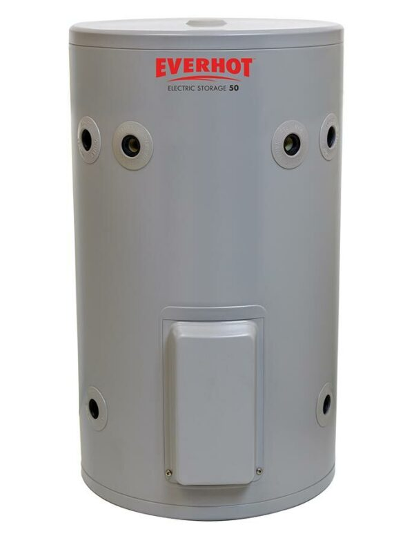 Everhot 50L 2.4kW Single Element Plug In Electric Hot Water System
