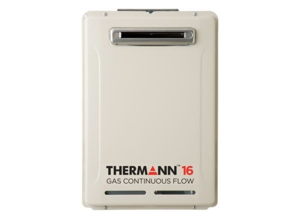 Thermann 6 Star 16L Natural Gas 50 Degree Continuous Flow Hot Water System